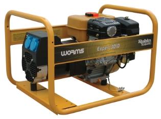 Worms Generator 3010X